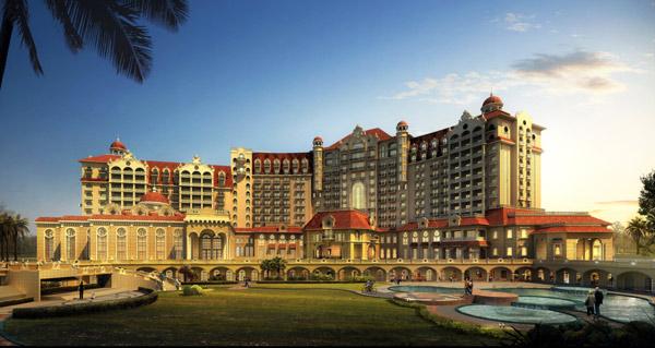 由国际一线酒店管理公司卡尔森瑞德酒店管理集团管理,并被定位为卡尔森集团亚太区旗舰店的上海虹桥西郊庄园丽笙Radisson Blu酒店,建筑面积近80000,约有400间客房,内设5000大型高级运动健身休闲俱乐部、内外双泳池、高级中西式全日制及特色餐厅、水疗SPA中心、商务中心、约1000高级宴会厅及数个多功能高级会议室、约500露台阳光餐厅、行政酒廊、露天酒吧、儿童中心等丰富完善的商务与休闲配套设施。业主可以特惠价格办理上海虹桥西郊庄园丽笙酒店的业主会籍卡,除了享受酒店的配套服务,还可在西郊庄